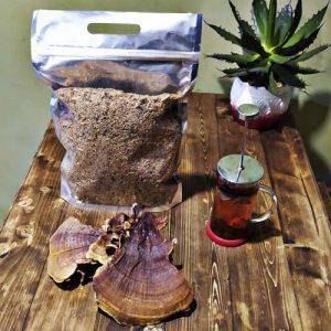 قارچ آسیاب شده گانودرما 150 گرم